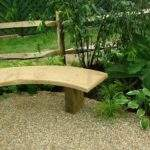 Wooden Benches Gardens Seats Patios