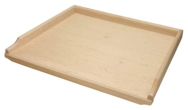 Wooden Pastry Board Big Large Chopping Cutting Meat