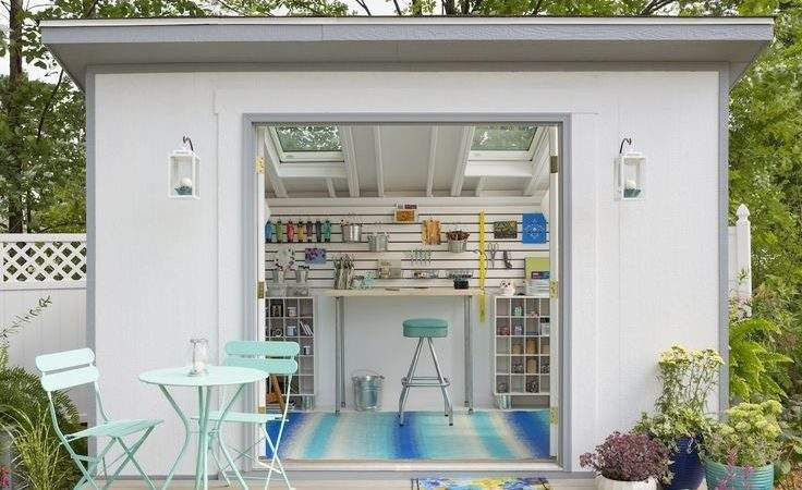 Work Shed Ideas Studio House Plan Best Build Your Own