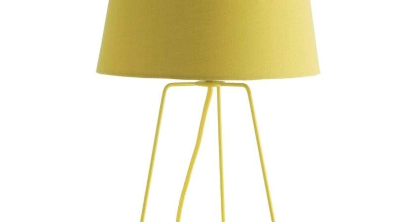 Yellow Lamp Shades Table Lamps Ceiling John Lewis