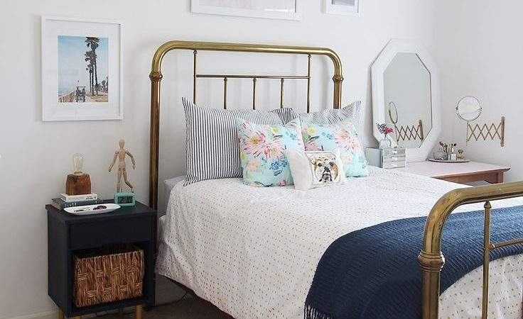 Young Modern Vintage Bedroom Girl Rooms