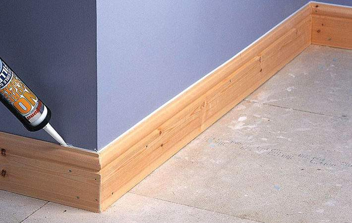 Yourhome Girls Guide Diy Finish Off Your Walls