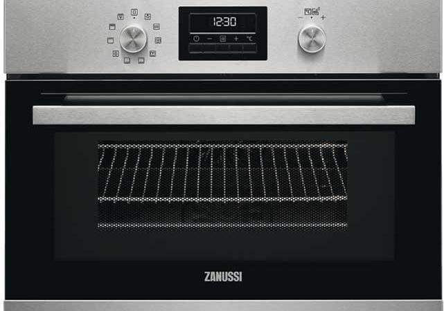 Zanussi Integrated Single Oven Stainless Steel Ovens