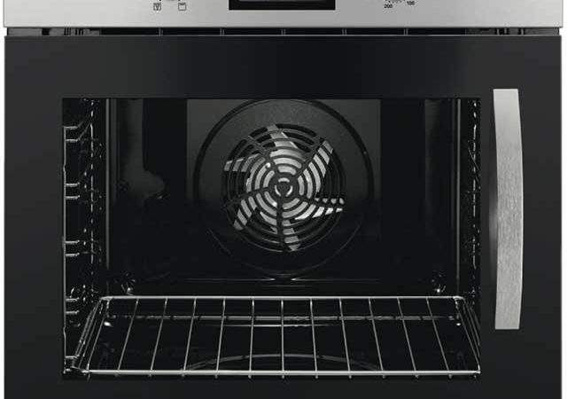Zanussi Zoa Integrated Single Oven Stainless